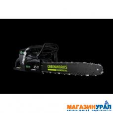 Цепная пила аккумуляторная Greenworks GС82CS50, 82V, 45 см, бесщеточная, без АКБ и ЗУ