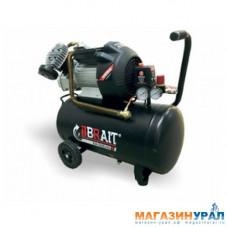 Компрессор BRAIT КМ-2200/60 (2-х цилиндровый; 2,2кВт; 360л/м; 8bar; ресивер 60л)