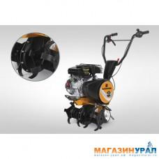 Мотокультиватор CARVER T-350 (3 л.с., 4Т, цепной ред., передачи 1, ширина 43 см)