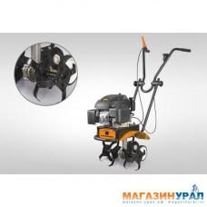 Мотокультиватор CARVER T-400 (4 л.с., 4Т, передачи 1, ширина 38 см)