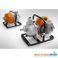 Мотопомпа Carver CGP 259-2, 2Т, 1,9 л.с./1,4 кВт, 51,2 см3, 7 м, 150 л/мин