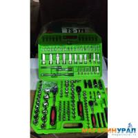 Набор инструментов PRIORITET TS-171 (кейс, 171 предмета, вороток, трещетки, головки)