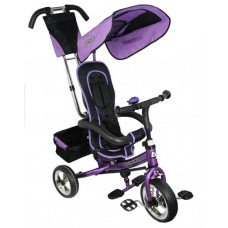 Велосипед Трайк ВА TOKYO 9 фиолетовый