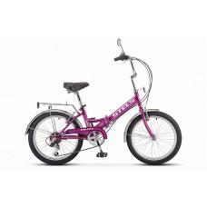 """Велосипед STELS 20"""" Pilot-350 6sp фиолетовый"""