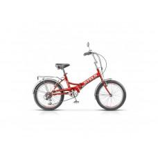 """Велосипед STELS 20"""" Pilot-450 6-sp красный"""