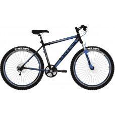 "Велосипед BLACK AQUA Cross 2683 V 26"" 2018 чёрно-синий"