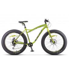 "Велосипед STELS 26"" Aggressor Disc рама 18 cалатовый V010 8-sp"