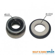 010136F(104-16)-тип БЦН,диам.16мм в компл.сальник мех.+керам.часть